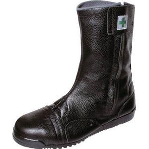 M208235 ノサックス 高所作業用安全靴 みやじま鳶 (ファスナー付)JIS規格品 23.5cm