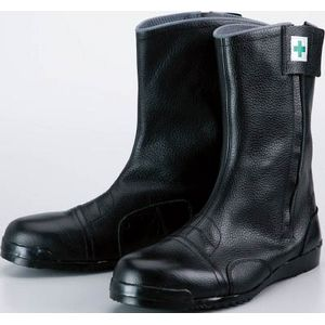M208250 ノサックス 高所作業用安全靴 みやじま鳶 (ファスナー付)JIS規格品 25.0cm
