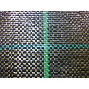 BG1515-1X100 日本ワイドクロス 防草シート 幅1.0m×長さ100m(グリーン)