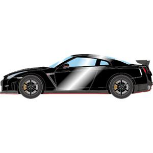 1/43 EM341 NISSAN GT-R NISMO 2014 メテオフレークブラックパール【EM341D】 メイクアップ