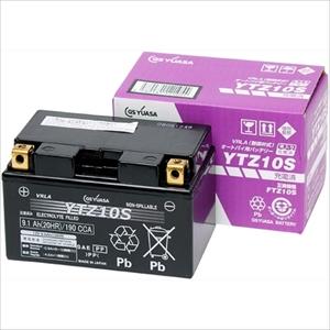 YTZ10S GSユアサ バイク用バッテリー 【電解液注入・充電済】【他商品との同時購入不可】