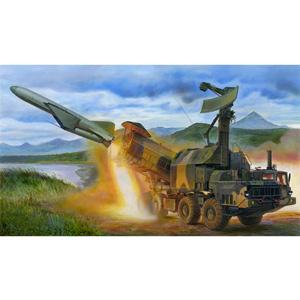 1/35 ソビエト軍 4K51 ルベーシュ 地対艦ミサイルシステム【01035】 トランペッター