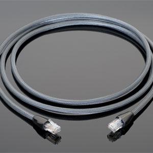 HPETHER.5(0.5M) トランスペアレント オーディオグレードLANケーブル(0.5m・1本) TRANSPARENT HPETHER