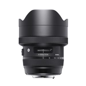 12-24MMF4DGHSM(A)_SA シグマ 12-24mm F4 DG HSM ※シグママウント用レンズ(フルサイズ対応)
