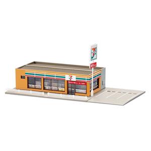 [鉄道模型]トミックス 【再生産】(Nゲージ) 4262 コンビニエンスストア(セブンイレブン)