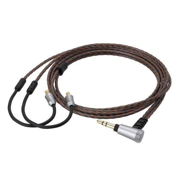 HDC313A/1.2 オーディオテクニカ ヘッドホン用着脱ケーブル(インナーイヤー用) audio-technica