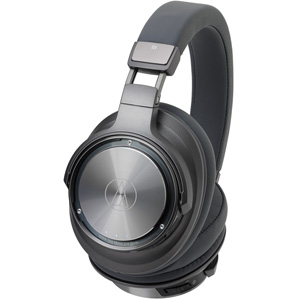 【500円クーポン10/11am1:59迄】ATH-DSR9BT オーディオテクニカ ハイレゾ対応ヘッドホン(ブラック) audio-technica ワイヤレスヘッドホン