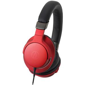 ATH-AR5-RD オーディオテクニカ ハイレゾ対応ヘッドホン(ボルドーレッド) audio-technica ポータブルヘッドホン