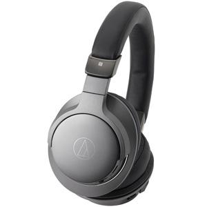 ATH-AR5BTBK オーディオテクニカ ハイレゾ対応ヘッドホン(スティールブラック) audio-technica ワイヤレスヘッドホン