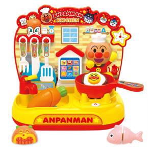 保証 タッチでおしゃべり スマートアンパンマンキッチン それいけ アンパンマン ギフ_包装 ジョイパレット