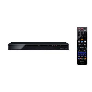 DBR-W1007 東芝 1TB HDD/2チューナー搭載3D対応ブルーレイレコーダー TOSHIBA REGZA レグザブルーレイ