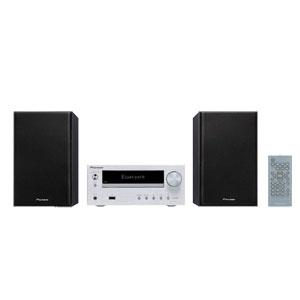 X-HM26-S パイオニア Bluetooth対応CDミニコンポーネントシステム Pioneer