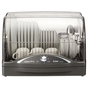 TK-TS7S-H 三菱 正規品送料無料 食器乾燥器 情熱セール ウォームグレー MITSUBISHI TKTS7SH