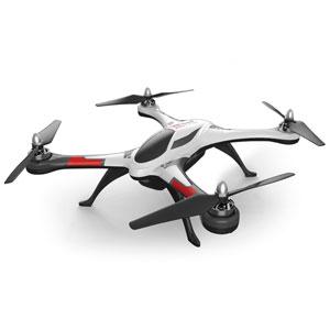4CH 6G システムドローン AIR DANCER X350 プロポレスパッケージ【X350-B】 ハイテックマルチプレックスジャパン