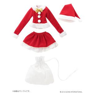 50 ふわふわサンタさんセット レッド【FAR191-RED】 アゾン