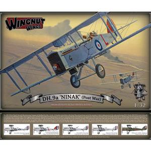 1/32 DH.9a「Ninak」(戦後型)【WNG32061】 ウィングナット・ウィングス