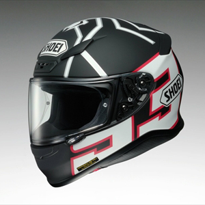Z-7 MARQUEZ BLACKANT-BKWH-M SHOEI フルフェイスヘルメット(TC-5(ブラック/ホワイト)[M]) Z-7 MARQUEZ BLACKANT