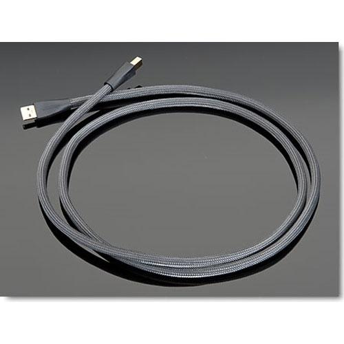 High Performance USB トランスペアレント オーディオグレードUSBケーブル(6.0m・1本)【A】タイプ⇔【B】タイプ【メーカー取り寄せ品】 TRANSPARENT