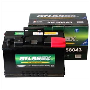 MF 58043 ATLAS BX 欧州車用バッテリー【他商品との同時購入不可】 AT MF 580-43 DYNAMIC POWER