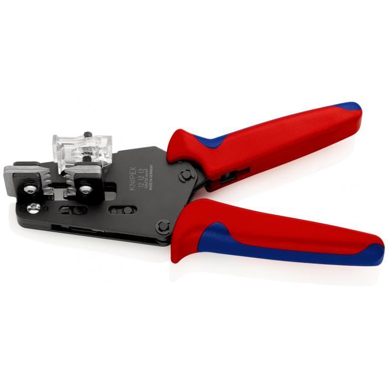 12 12 12 クニペックス 精密ワイヤーストリッパー 適合電線4.0~10.0mm KNIPEX