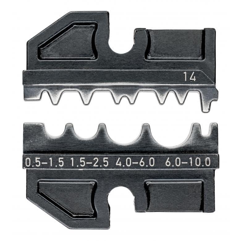 97 49 14 クニペックス [97 43 200]用圧着ダイス KNIPEX