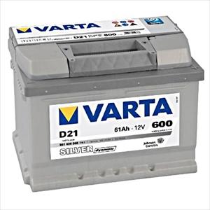 561 400 060 VARTA 欧州車用バッテリー【他商品との同時購入不可】 silver dynamic