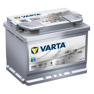 560 901 068 VARTA 欧州車用AGMバッテリー【他商品との同時購入不可】 SILVER DYNAMIC AGM