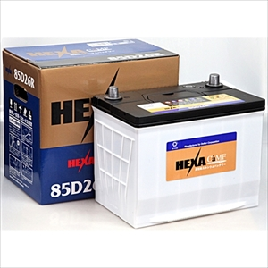 HE 85D26R Delkor 国産車用バッテリー【他商品との同時購入不可】 メンテナンスフリー
