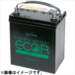 ECT 60B24R GSユアサ 充電制御車対応 国産車用バッテリー【他商品との同時購入不可】 ECO.R ECTシリーズ