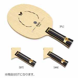 BUT-36554 バタフライ 卓球 シェークラケット ツァンジーカー(張継科)・ZLC ST