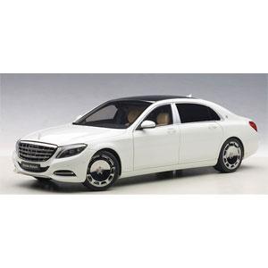 1/18 メルセデス・マイバッハ S 600 (ホワイト)【76291】 オートアート
