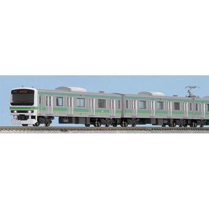 [鉄道模型]トミックス (Nゲージ) 98966 JR E231 0系(常磐線・松戸車両センター・118編成)10両セット【限定品】
