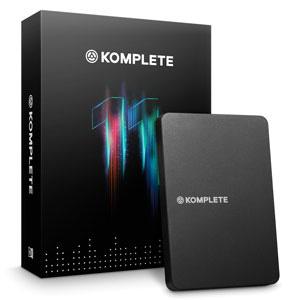 KOMPLETE 11 アップグレード版(パッケージ版) ネイティブインストゥルメンツ