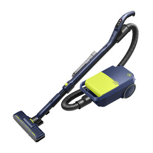 EC-KP15P-Y シャープ 紙パック式クリーナーコード式 自走パワーブラシタイプイエロー系 【掃除機】SHARP