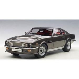1/18 アストンマーチン V8 ヴァンテージ 1985 (グレー)【70221】 オートアート