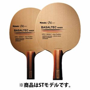 NT-NC0382 ニッタク 卓球 シェークラケット Nittaku バサルテックインナー 3D ST