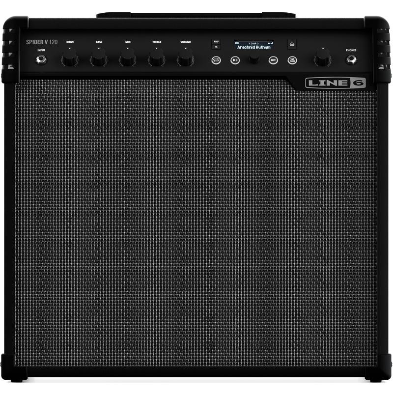SPIDER5120 ラインシックス 120Wギターアンプ LINE6 SPIDER V 120