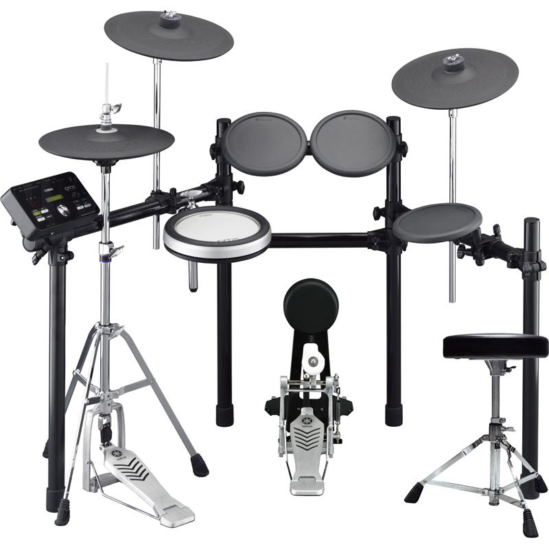 DTX532KFS ヤマハ 電子ドラム【ドラムスローン付属】 YAMAHA DTX502シリーズ