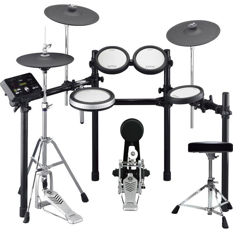 DTX562KFS ヤマハ 電子ドラム【ドラムスローン付属】 YAMAHA DTX502シリーズ