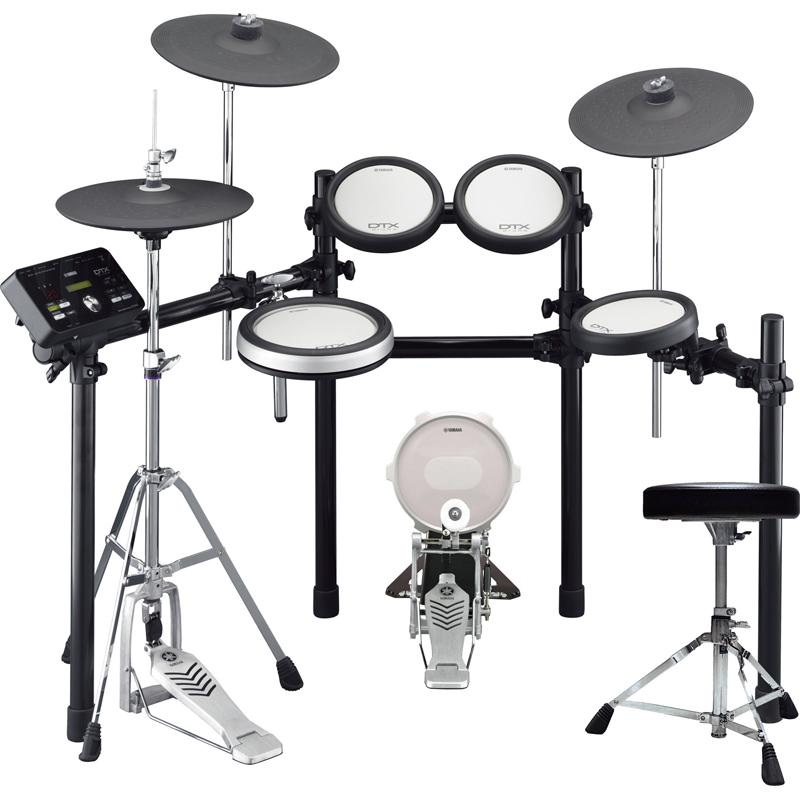 DTX582KFS ヤマハ 電子ドラム【ドラムスローン付属】 YAMAHA DTX502シリーズ