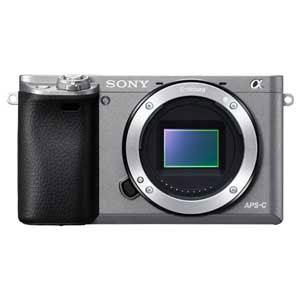 ILCE-6000 ソニー デジタル一眼カメラ「α6000」ボディ(グラファイトグレー)