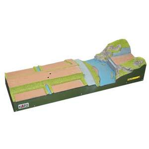 [鉄道模型]カトー 24-061 モジュールベース 900A(300×900mm)