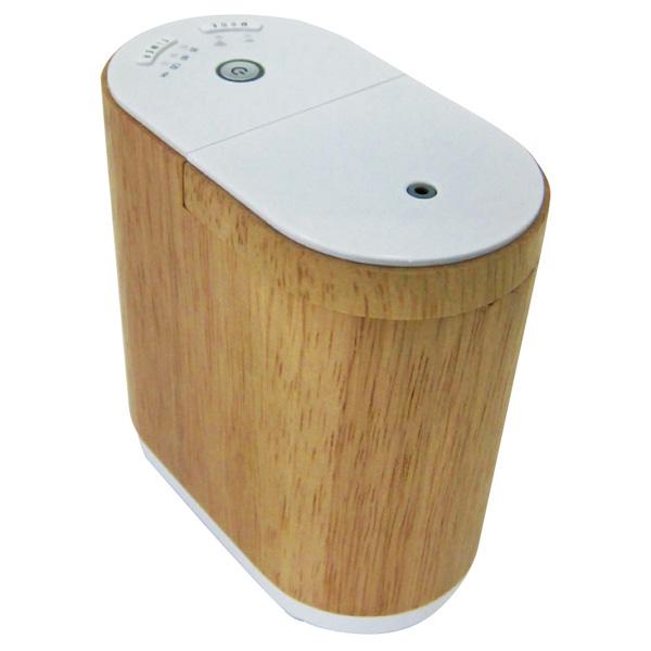08-801-6010 生活の木 アロマディフューザー(ウッド) エッセンシャルオイルディフューザー aromore(アロモア)