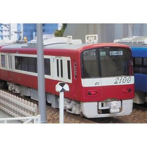 [鉄道模型]グリーンマックス (Nゲージ) 30200 京急2100形機器更新車 基本4両編成セット(動力付き)