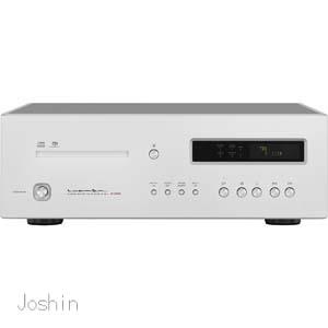 D-08u ラックス SACD/CDプレーヤー【ブラスターホワイト】 LUXMAN