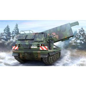 1/35 ドイツ陸軍 MLRS 多連装ロケットシステム【01046】 トランペッター