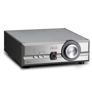 HPA-1 パス A級動作デスクトップ用ヘッドホンアンプ PASS Labs.