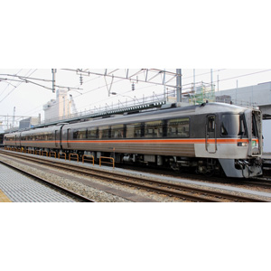 [鉄道模型]カトー 【再生産】(Nゲージ) 10-1405 キハ85系(ワイドビューひだ・ワイドビュー南紀)5両増結セット