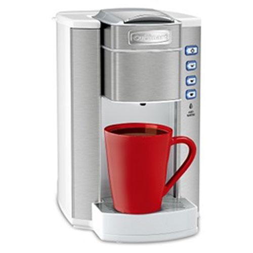 SS6-WJ クイジナート コーヒーメーカー ホワイト Cuisinart コーヒー&ホットドリンクメーカー