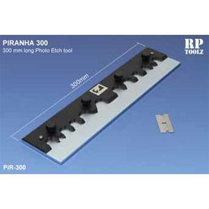 「ピラニア」エッチングベンダー 30cm【PIR-300】 RPTOOLS